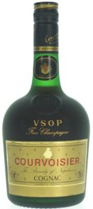 No abv or content stated; The Brandy of Napoleon