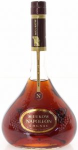 Napoleon, 0,7L stated on the back; label more red; Japanese import