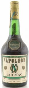 70cl Napoleon; Monnet is on the back