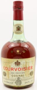 Trois Étoiles Luxe, 70 Proof and 24 FL.OZ stated