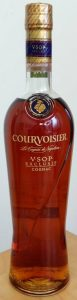 70cl stated on back-side. Courvoisier is on the top line; Asian import, see sticker on back