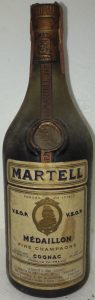 730cc stated; Produce of France stated below 'Cognac'; Italian import by Carlo Salengo