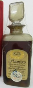 700ml XO , Reserve of the Prunier Family; Asian import
