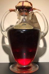 Très Vieille Grande Champagne, Cristallerie Hartzviller; 75cl Italian import