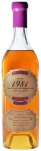 1981 Vintage grande champagne
