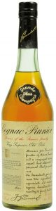 Very Superior Old Pale; shoulder blob with 'grande fine champagne'; 25 fl ozs and 70 proof stated
