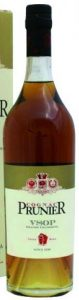 One line of text below VSOP: cognac grande champagne; different colour of label and box