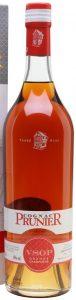 70cl VSOP grande champagne cognac; number on the bottle at the heel