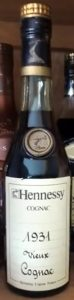 1931 Vieux Cognac