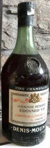 3L Jeroboam (said to be 1.5L, but must be 3L; click to see next to a 70cl bottle)