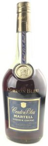 Liqueur cognac; wit 750ml stated and 'produce of France'