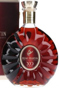 3L Jeroboam XO Excellence, content and ABV stated on the back; UK import
