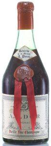 1893 vieille fine champagne, Réserve de la Maison L. Poret