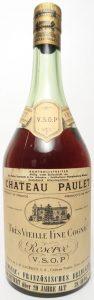 Reserve VSOP, très vieille fine cognac; Französisches Erzeugnis, 70cl (1950s)