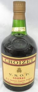 Asian import, 'cognac'; 700ml stated on the back