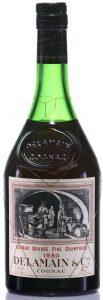 1930 grande fine champagne, 40° stated