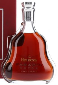 70cl Paradis Extra, Travel retail engraved on the back (click to see)