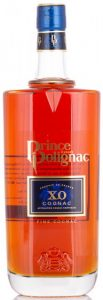 Fine Cognac is placed nearer to the label (70cl)