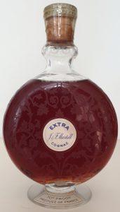 Extra baccarat decanter (Michelangelo), 24 fl ozs (est 1950s)
