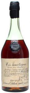 Très Vieux Cognac, 70°Proof stated