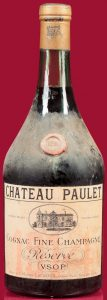 1914, Réserve VSOP stated; this one has a very small shoulder blob