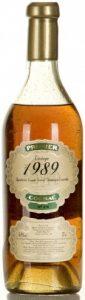 1989 grande champagne, different colour of capsule