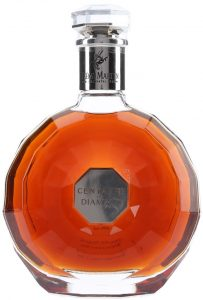 Centaure de Diamant; first made in 2010; 70cl, different back side