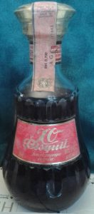 70cl and 40%VOL ANIDRO 28 stated; Italian import, Ferraretto (1970s)