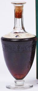 Réserve Particilière on a foot; cognac fine champagne