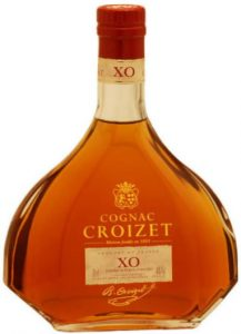 70cl XO, directly below XO it says: appellation cognac controlée