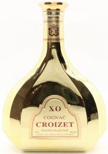 750ml XO Golden Collection in golden bottle