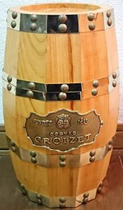 Different barrel