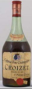 Chateau de Flaville, normande bottle (1950s)