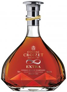 70cl Extra, with adornment on in the neck (Asian and European market)