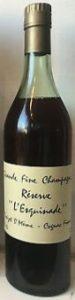 Réserve de l'Esquinade, 47° grande fine champagne