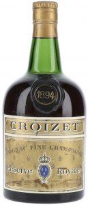 1894 Réserve Royale, dumpy bottle, newer