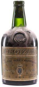 1894 Réserve Royale, dumpy bottle