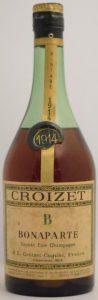 1914 fine champagne cognac