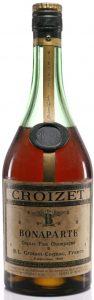 1914 fine champagne cognac; shoulder blob without golden line