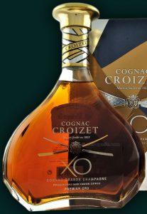 70cl XO, different neck; European bottle