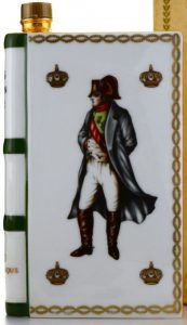 Napoleon, De Haviland limoges; on the back are solid bands