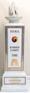 Seoul Summer Games 1988; Bernardaud Limoges
