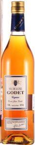 700ML VS De Luxe, Cuvée Jean Godet; capsule is different