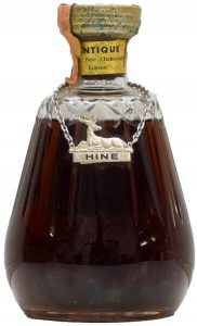 Antique, different stopper; on the neck: Vieille Fine Champagne; 75cl stated on the back; imported by Silver S.A.S., Firenze