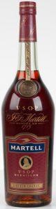 Liqueur cognac; slender bottle, 70cl (est. 1980s)