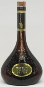 VRXO NPU, brown stopper; Singapore import; 75cl stated at the bottom