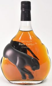 VS Black Panther cognac, 700ml Asian import