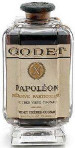Napoleon, label has a different colour