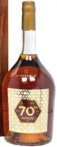 Godet magnum, 70 year independance of Israel, kosher (2018)