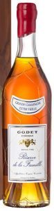 Grande champagne, extra vieille, Reserve de la Famille; low shoulder label; no content or ABV stated